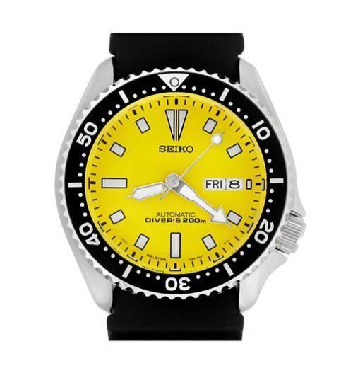 Yellow Watches