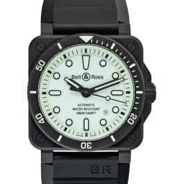 Bell & Ross Instruments BR0392-D-C5-CE/SRB