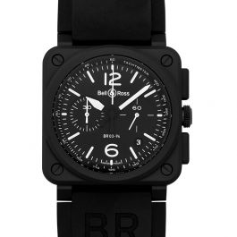 Bell & Ross Instruments BR0394-BL-CE