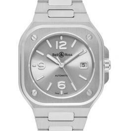 Bell & Ross Instruments BR05A-GR-ST/SST