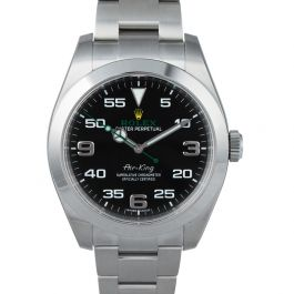 Rolex Air King 116900 Black