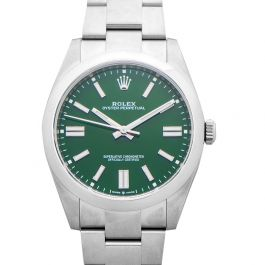 Rolex Oyster Perpetual 124300-0005