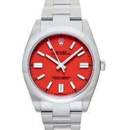Rolex Oyster Perpetual 124300-0007