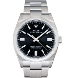 Rolex Oyster Perpetual 126000-0002