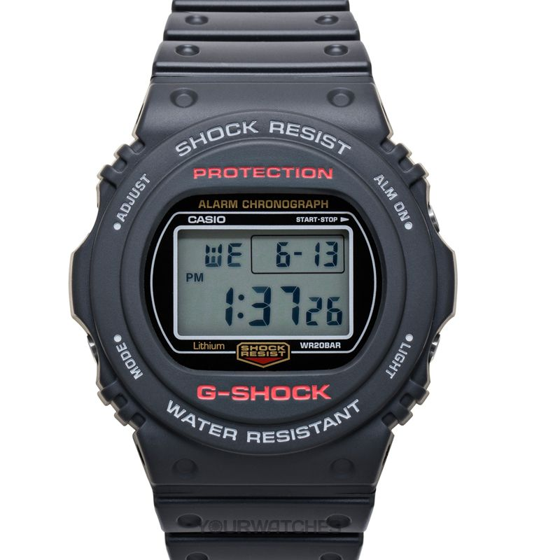 Casio G-Shock DW-5750E-1JF