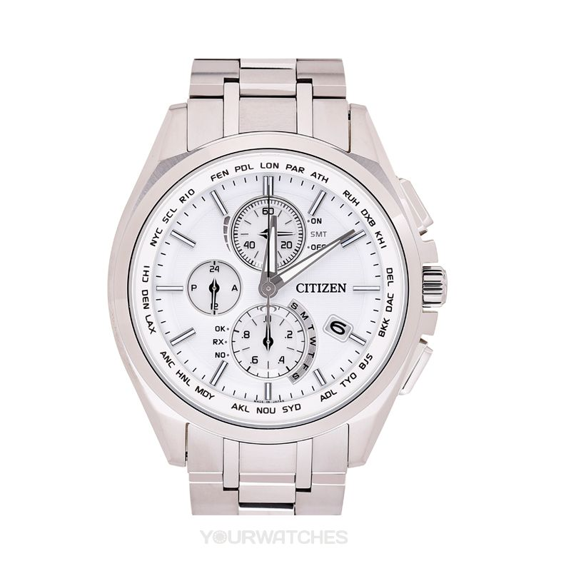Citizen Attesa AT8040-57A