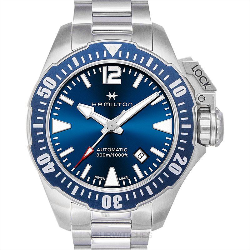 Hamilton Khaki Navy H77705145