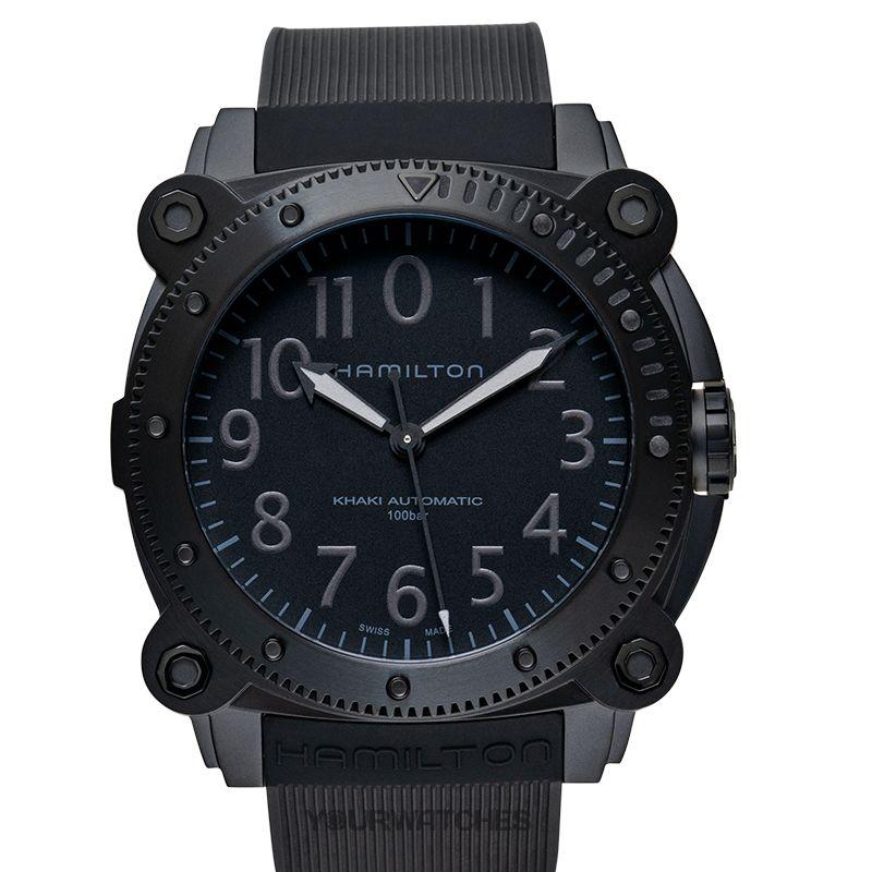 Hamilton Khaki Navy H78505330