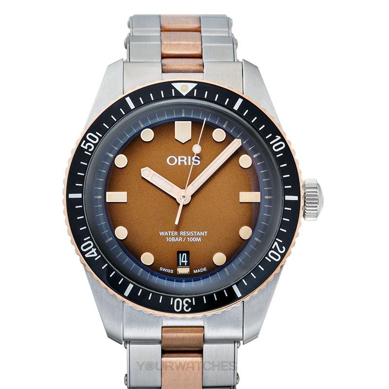 Oris Divers 01 733 7707 4356-07 8 20 17