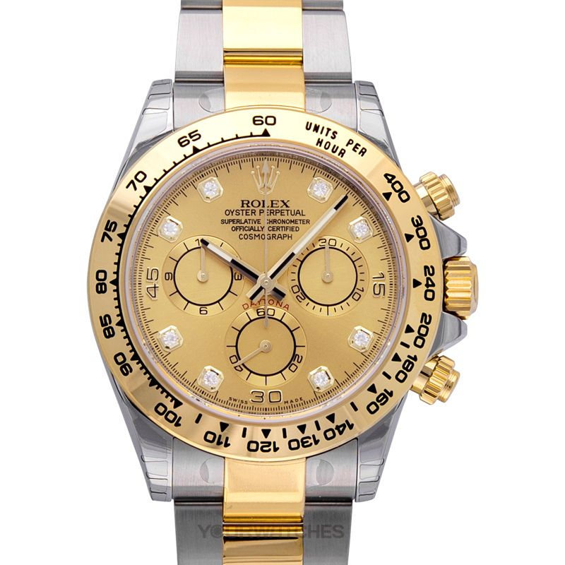 Rolex Cosmograph Daytona 116503 Champagne G