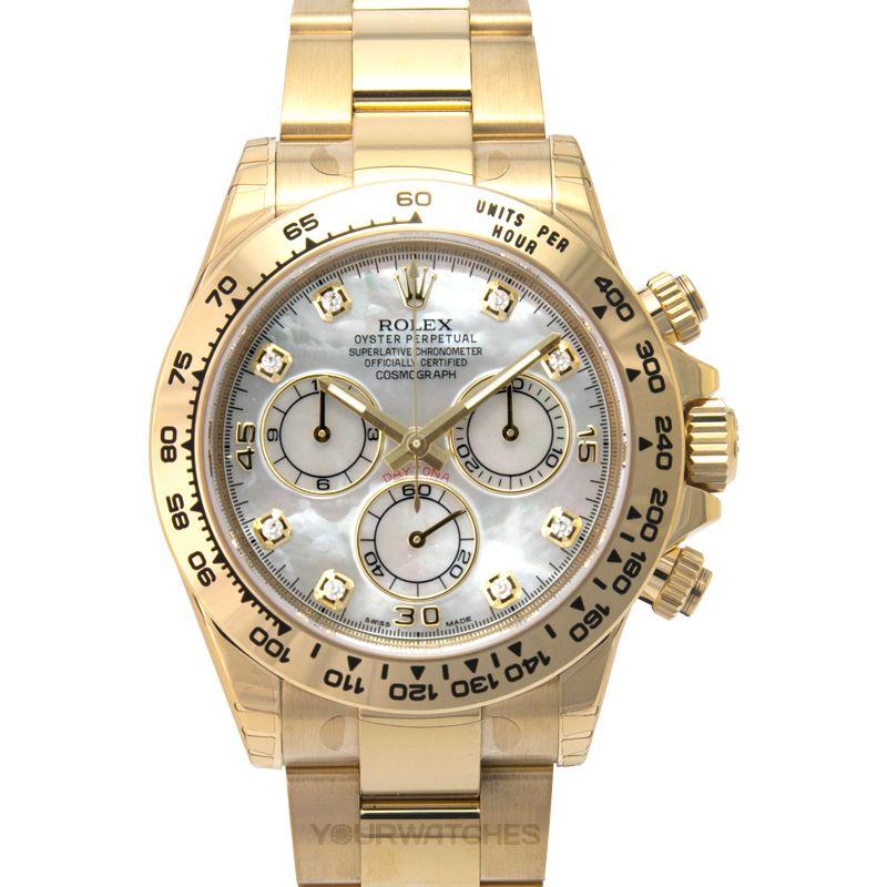 Rolex Cosmograph Daytona 116508-0007