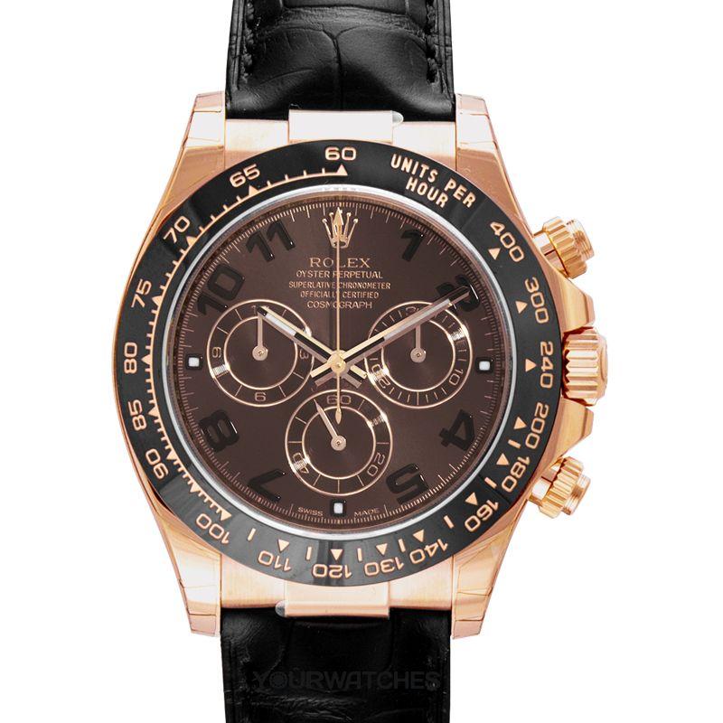 Rolex Cosmograph Daytona 116515 LN Choco