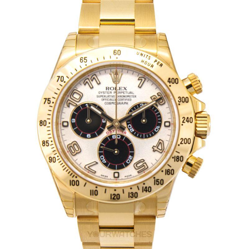 Rolex Cosmograph Daytona 116528/9