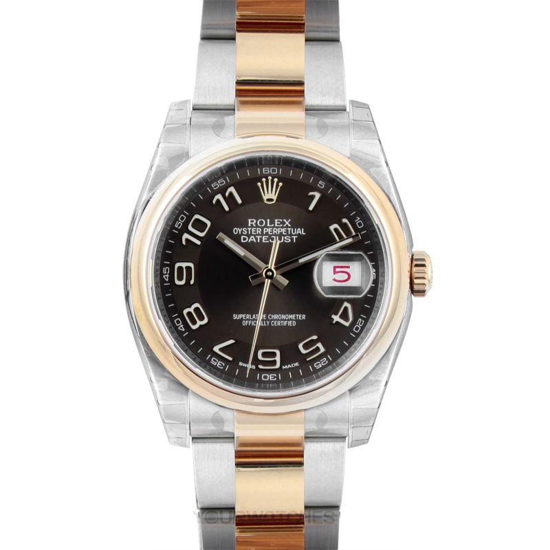Rolex Datejust 116203 Choco