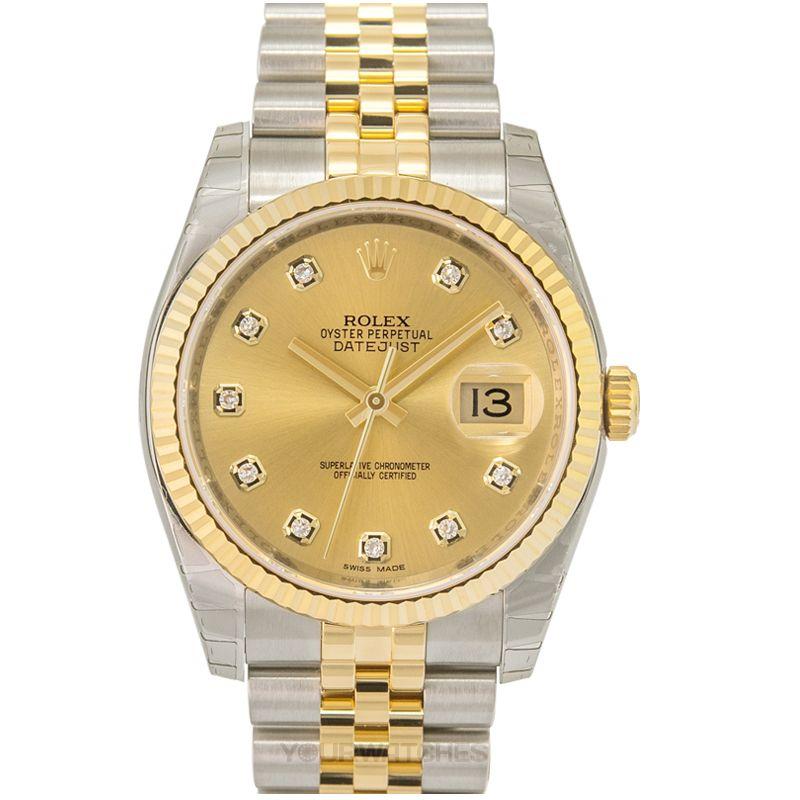Rolex Datejust 116233/12