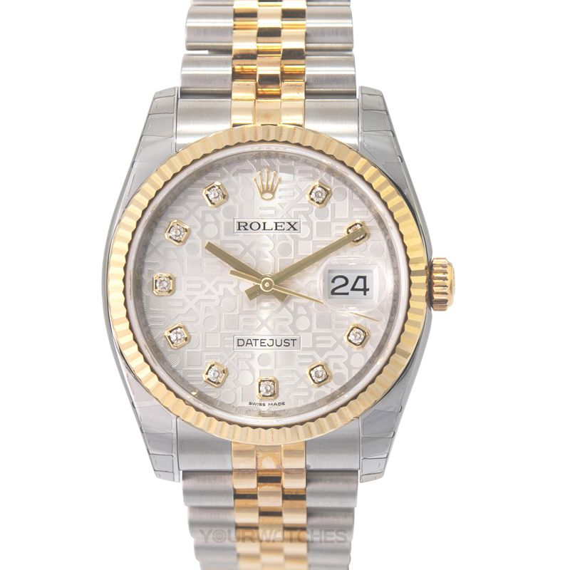 Rolex Datejust 116233/7
