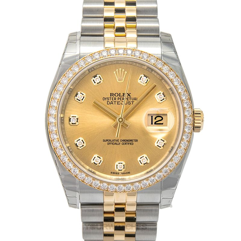 Rolex Datejust 116243-0005G