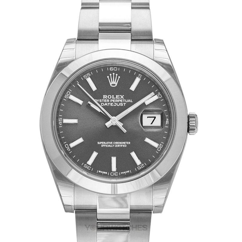 Rolex Datejust 126300-4