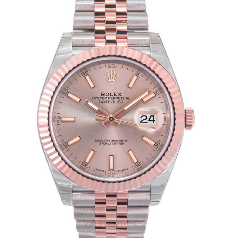 Rolex Datejust 126331 Sundust Jubilee