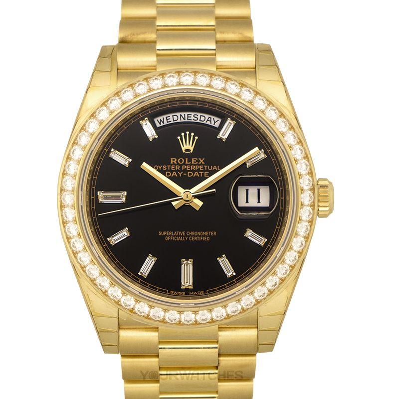 Rolex Day Date 228348RBR_Black
