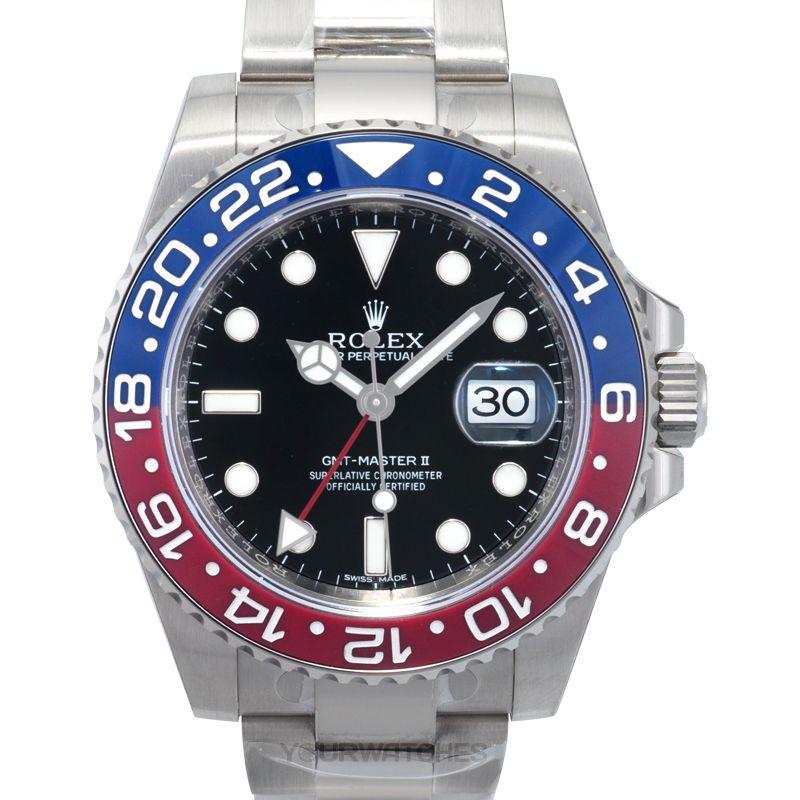 Rolex GMT Master II 116719-BLRO
