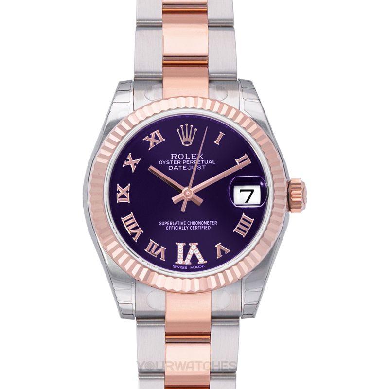 Rolex Lady Datejust 178271-0076G