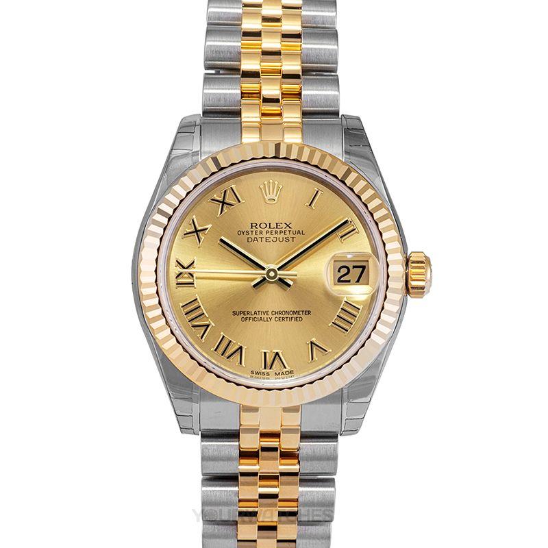 Rolex Lady Datejust 178273-G-O