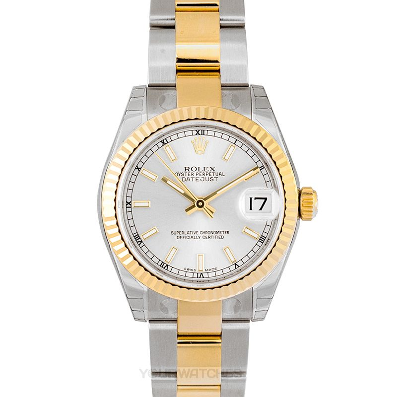 Rolex Lady Datejust 178273 Ivory Oyster