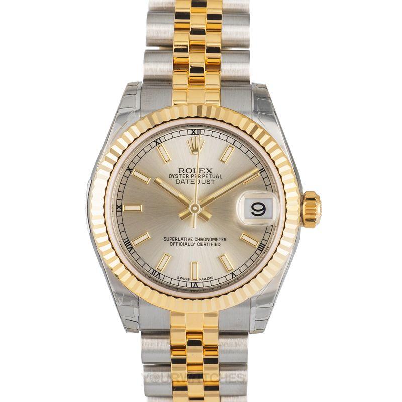 Rolex Lady Datejust 178273 Ivory