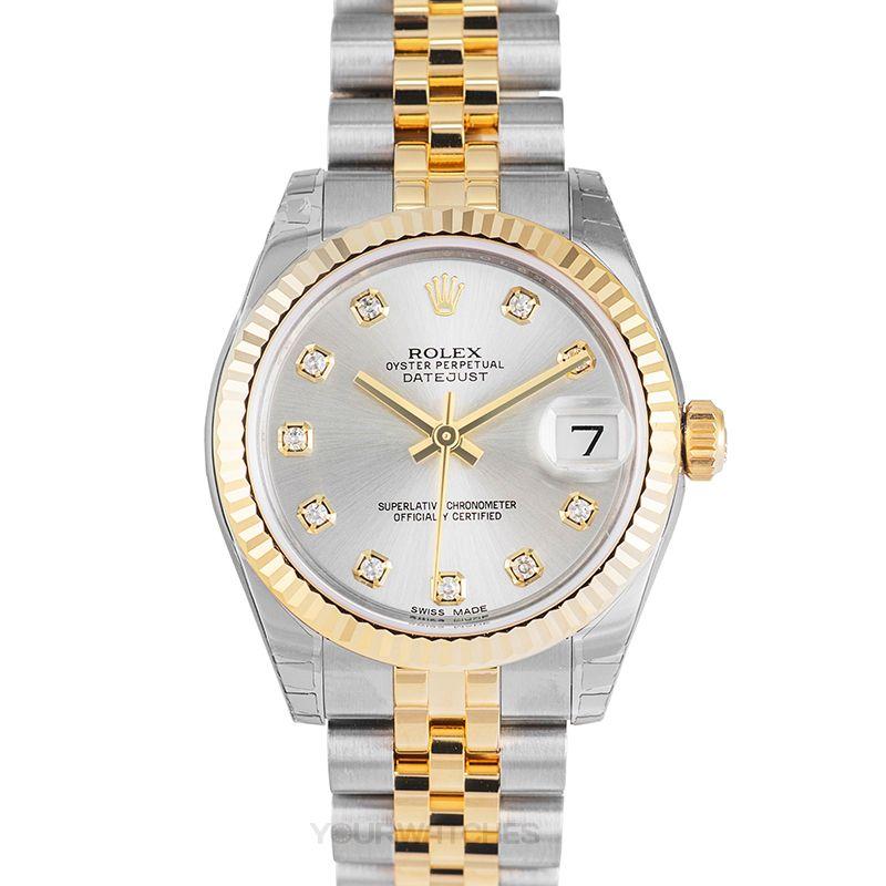 Rolex Lady Datejust 178273 Sliver G