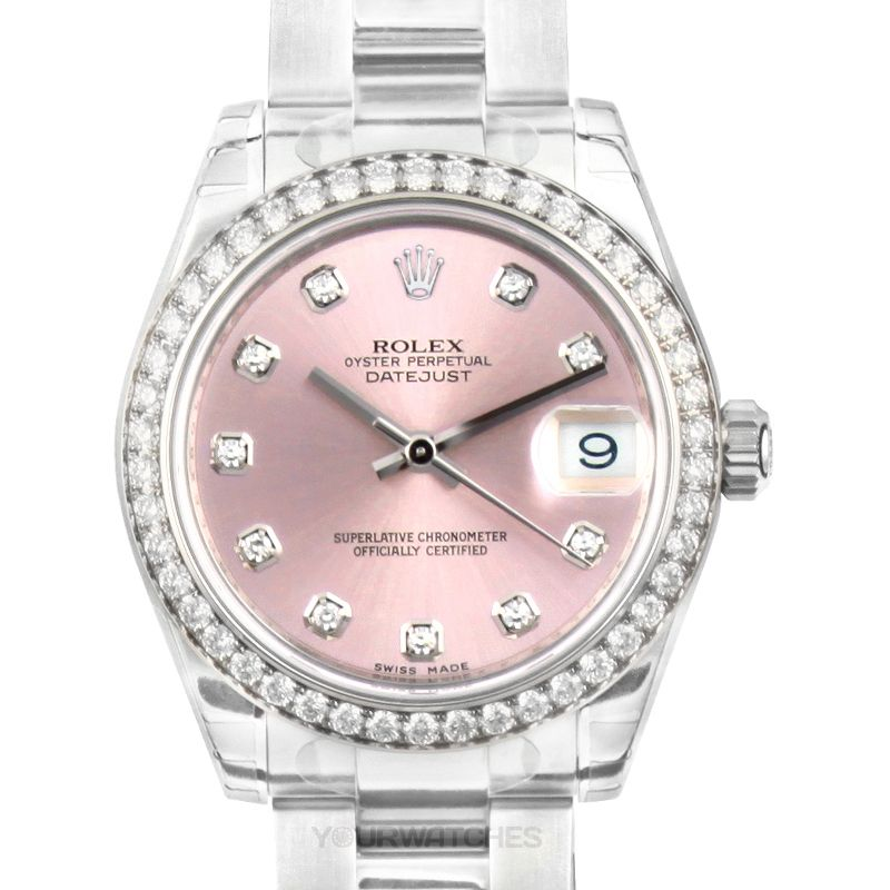 Rolex Lady Datejust 178384 G Pink 72160