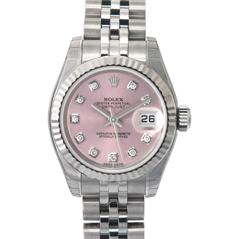 Rolex Lady Datejust 179174/16