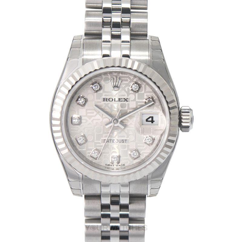 Rolex Lady Datejust 179174/18