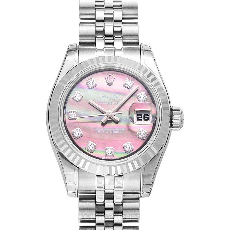 Rolex Lady Datejust 179174/22G