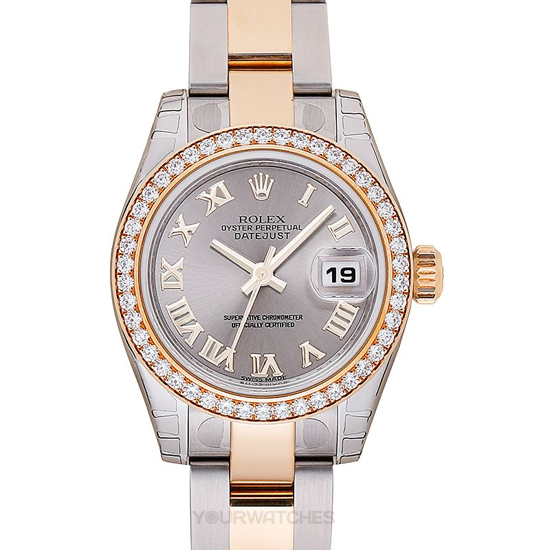 Rolex Lady Datejust 179383-S-R-G-O