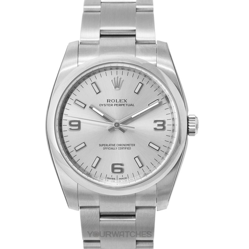 Rolex Oyster Perpetual 114200/24