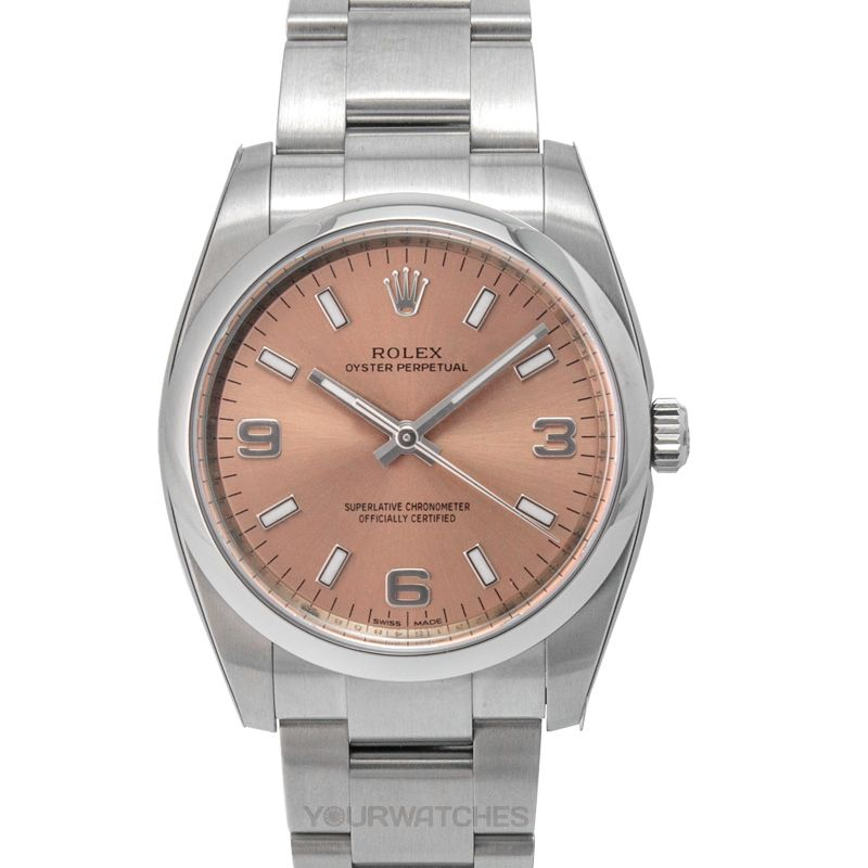 Rolex Oyster Perpetual 114200/25