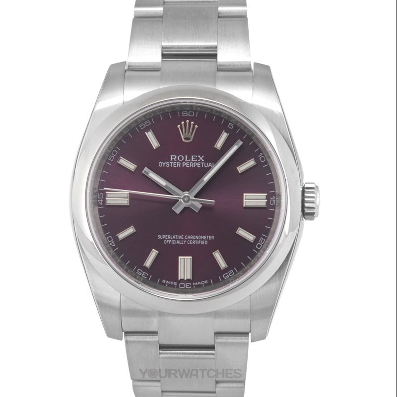 Rolex Oyster Perpetual 116000 70200