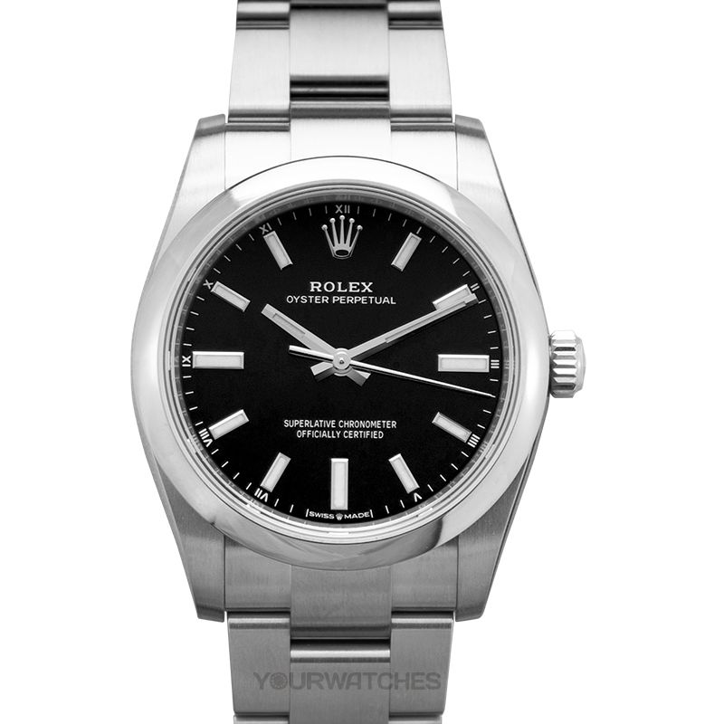 Rolex Oyster Perpetual 124200-0002
