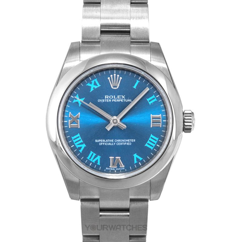 Rolex Oyster Perpetual 177200/22