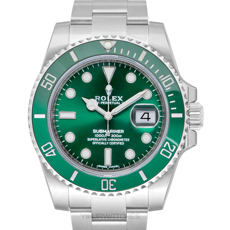 Rolex Submariner 116610 LV