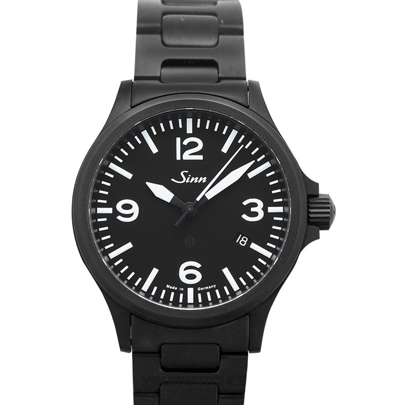 Sinn Instrument Watches 856.023-Solid-2LSS