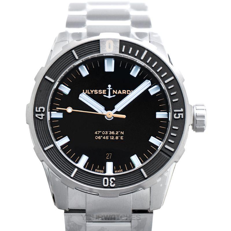 Ulysse Nardin Diver 8163-175-7M/92