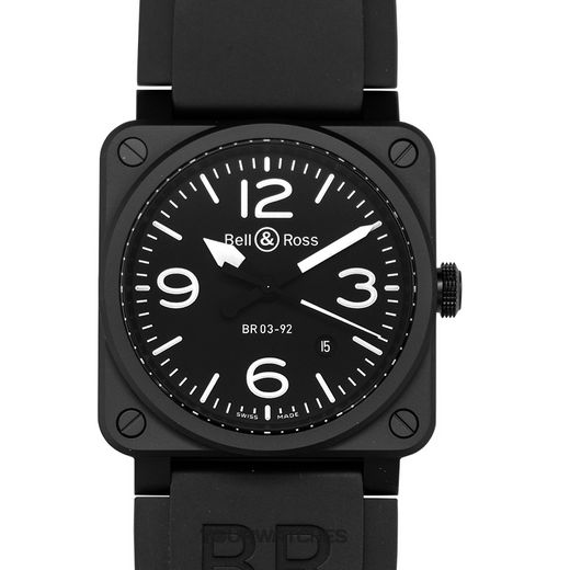 Bell & Ross Instruments BR0392-BL-CE