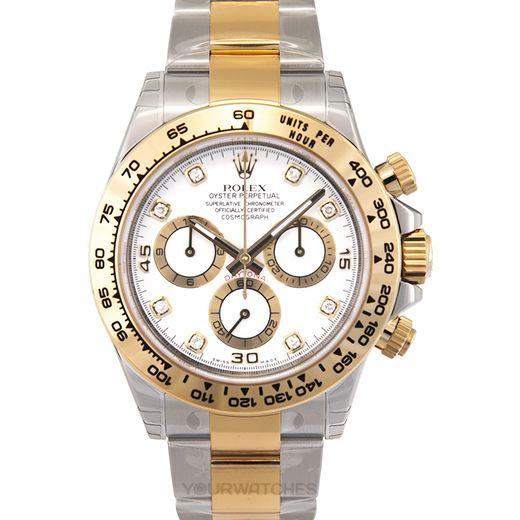 Rolex Cosmograph Daytona 116503 White G