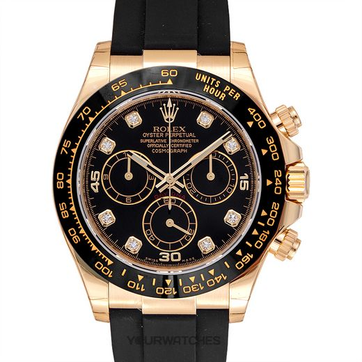 Rolex Cosmograph Daytona 116518LN-0038 G