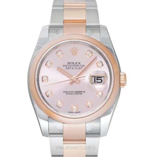 Rolex Datejust 116201/19