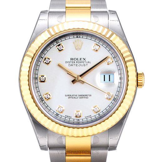 Rolex Datejust 116333/10 G