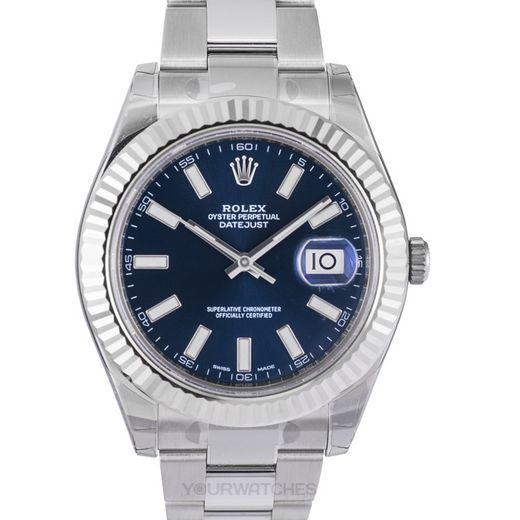 Rolex Datejust 116334/5