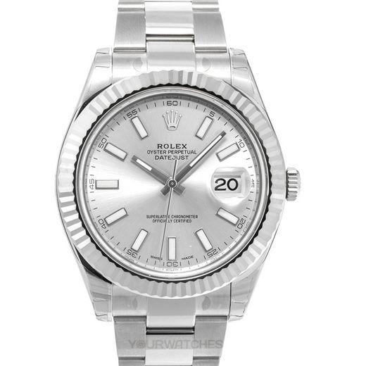 Rolex Datejust 116334 Sliver 72210